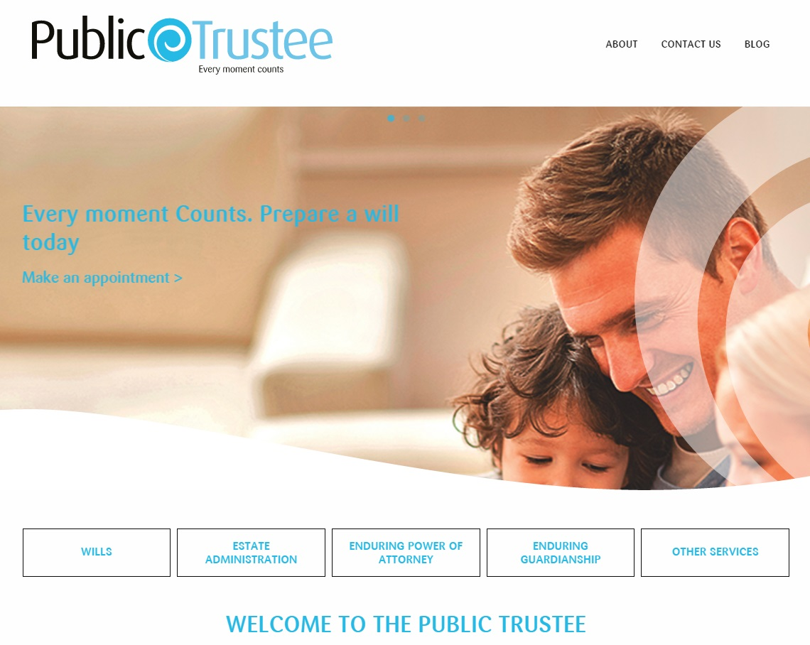 Public trustee we have changed solutioingenieria Image collections